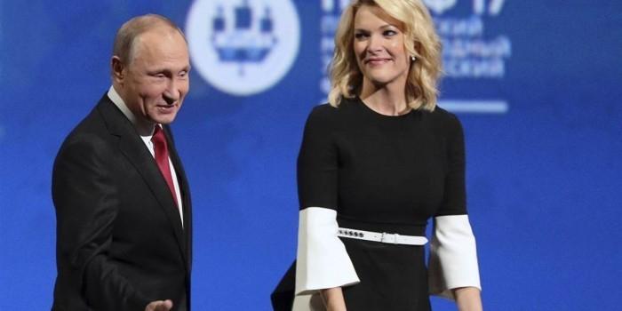 """""""Любит вызовы"""": ведущая NBC поделилась впечатлениями от интервью с Путиным"""