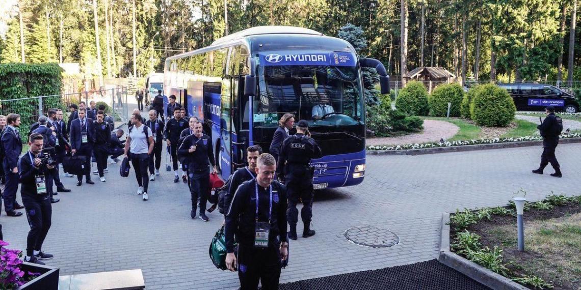 Футболист сборной Англии расхвалил базу в Зеленогорске