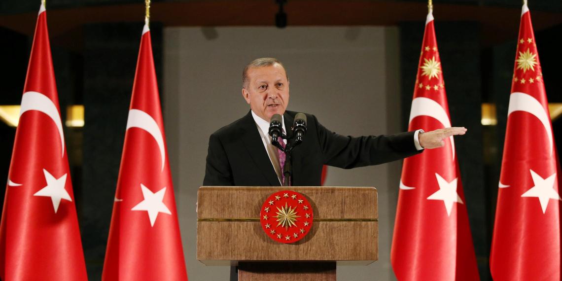 Вслед за С-400 Эрдоган задумал приобрести у России С-500