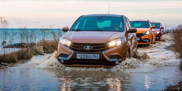 "Вице-президент ""АвтоВАЗа"" предложил награждать олимпийцев автомобилями Lada вместо BMW"