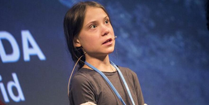 Грета Тунберг пожертвовала 100 тысяч долларов на защиту детей от коронавируса