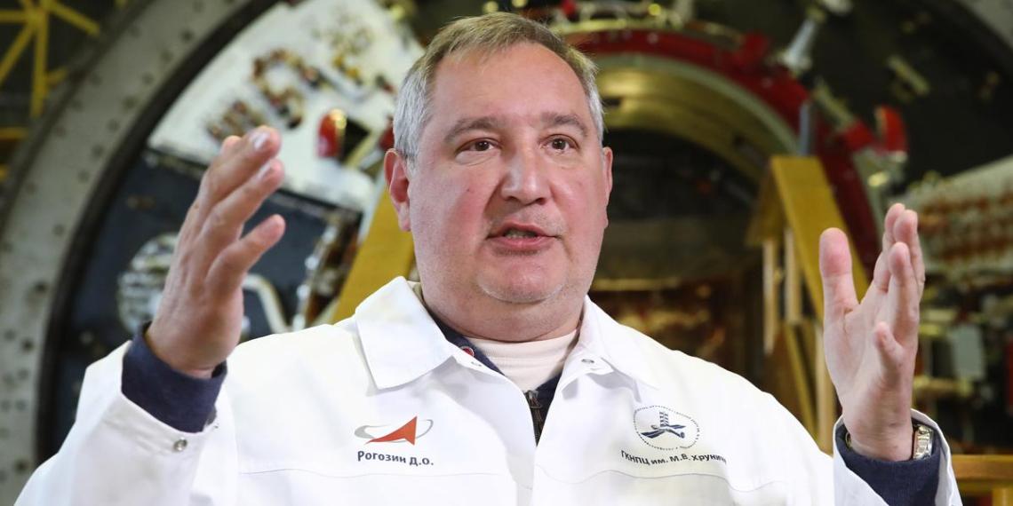 """Рогозин о покупке США места на российском корабле: """"Батут их так себе работает"""""""