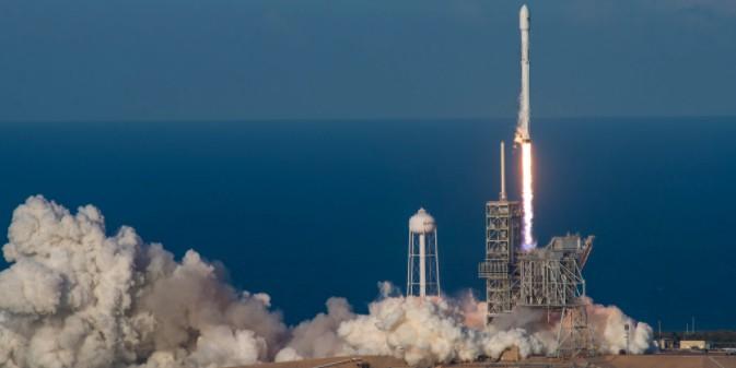 SpaceX впервые осуществила запуск уже использованной ракеты