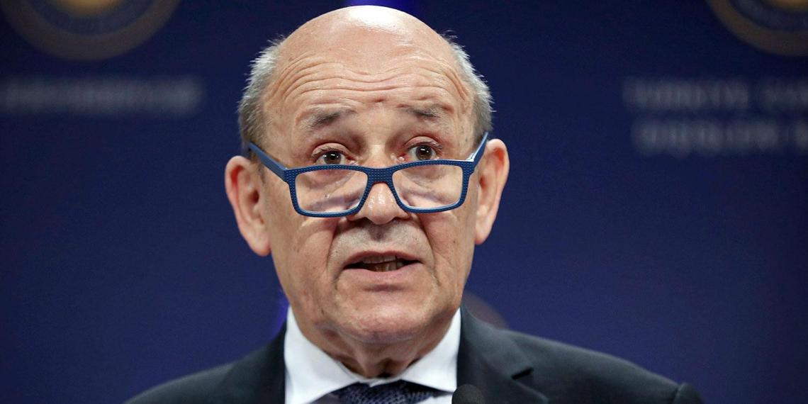 МИД Франции обвинил Белоруссию в угоне самолета Ryanair