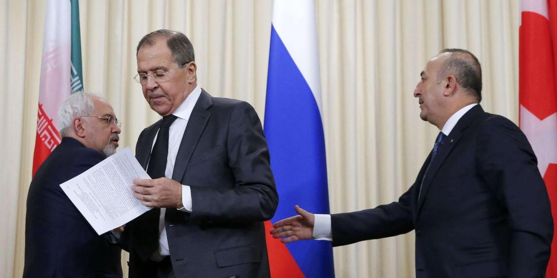 Лавров перечислил проблемы, которые терпит Россия из-за невыполнения Турцией обязательств по Идлибу
