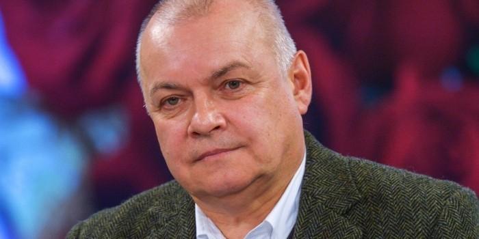 Дмитрий Киселев ответил Михалкову на претензии к ВГТРК