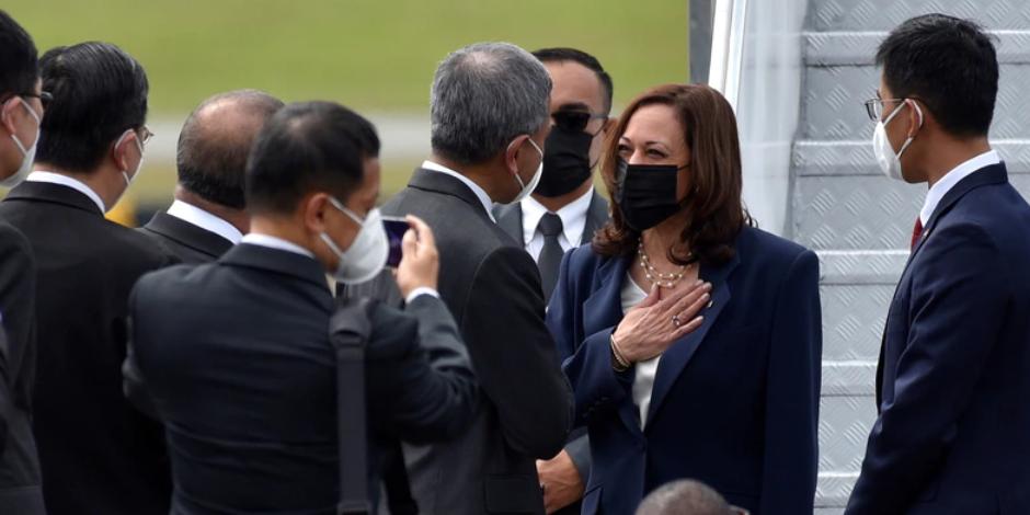 Вице-президент США обвинила Китай в запугивании стран Юго-Восточной Азии