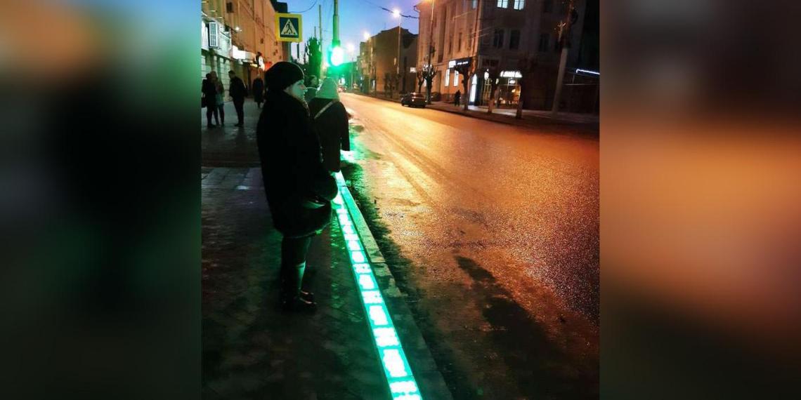 В Пензе тротуарные светофоры подставляют пешеходов под машины