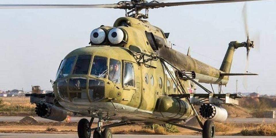 Минобороны объяснило случайный обстрел жилого дома в Чите из вертолета