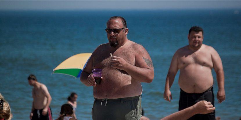 В РАН заметили лишний вес у 60% россиян