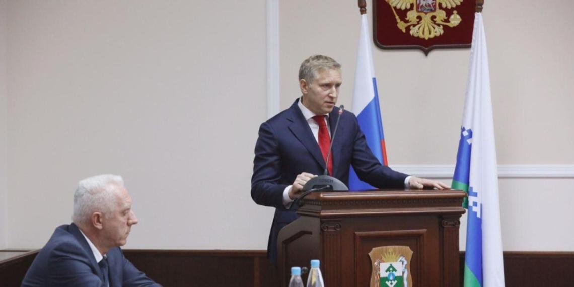 Окружные депутаты избрали главой Ненецкого АО Юрия Бездудного