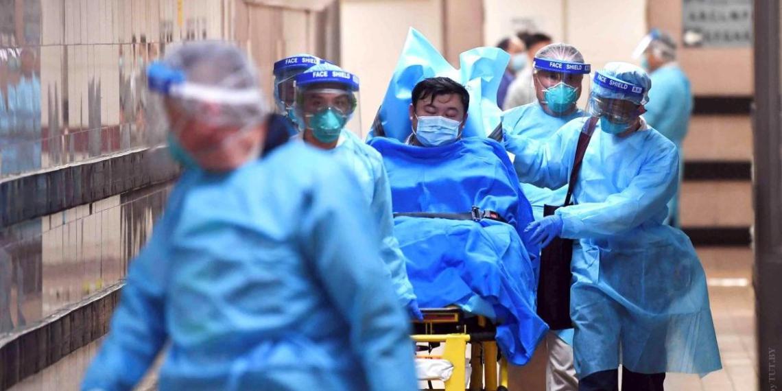 На Украине нашли свой коронавирус