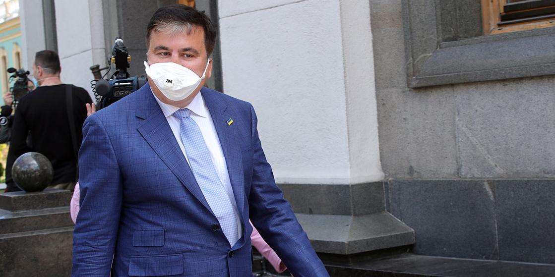 Саакашвили предсказал Украине голод после снятия карантина