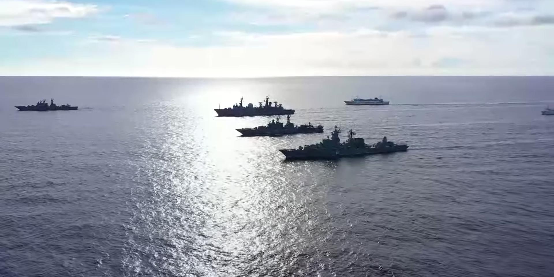 Норвегия возмущена учениями ВМФ РФ в Атлантическом океане