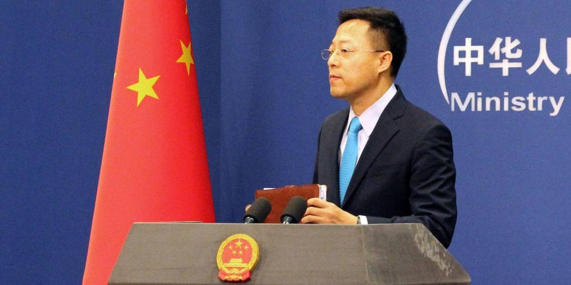Китай впервые прокомментировал события в Белоруссии