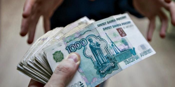Средняя сумма взятки в Москве увеличилась вдвое