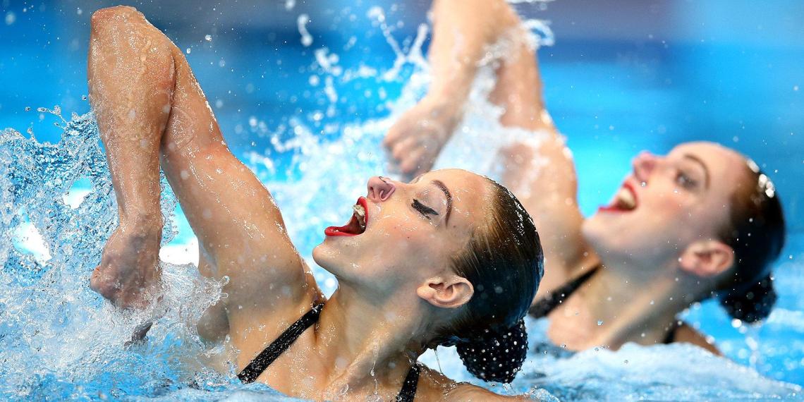 Российская синхронистка завоевала золото на чемпионате Европы