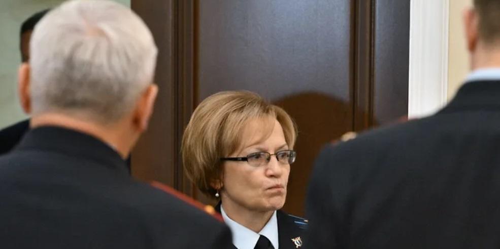 Путин уволил пятерых генералов МВД