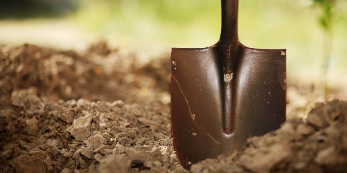 Омские ученые изобрели лопату