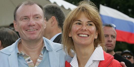 Бывшая жена Потанина потребовала 50% его акций Норникеля и Интерроса