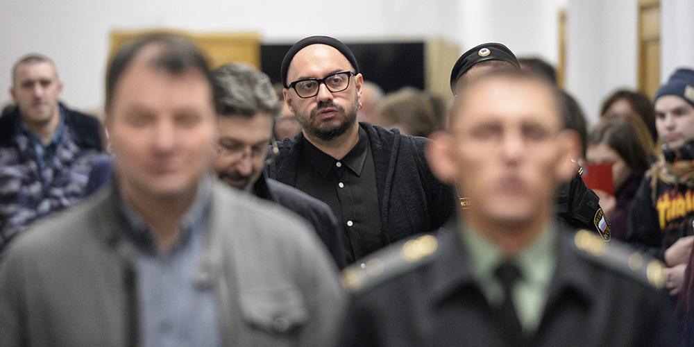 Кирилл Серебренников стал человеком года по версии Ассоциации театральных критиков