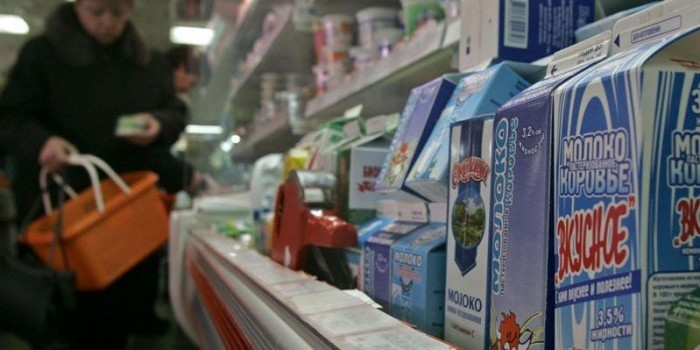 Россельхознадзор ввел ограничения на поставки молочной продукции из Белоруссии
