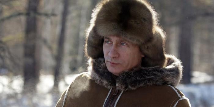 Путин ночует в тайге