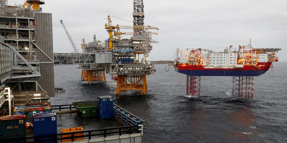 Норвежская нефть может стать главным конкурентом российской