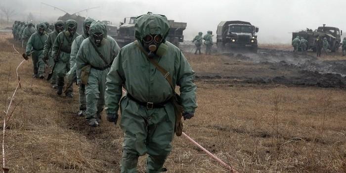 Россия заявила об уничтожении 99% своих запасов химического оружия