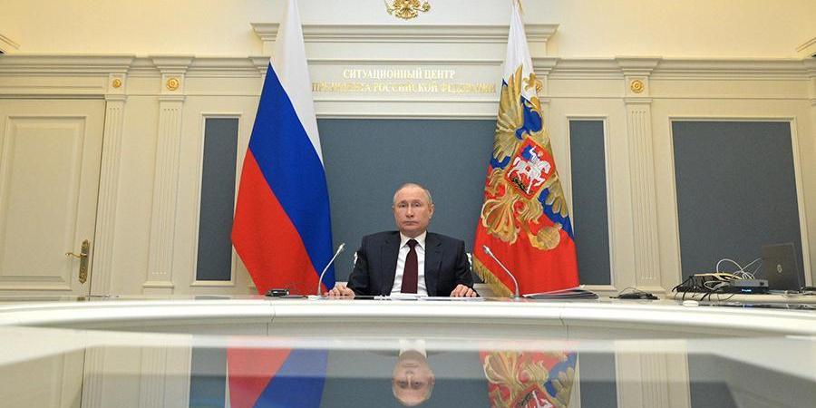 Путин подписал закон об обязательной квоте для социальной рекламы в интернете