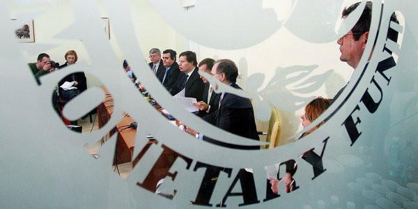 Украинский вопрос исчез из повестки дня МВФ