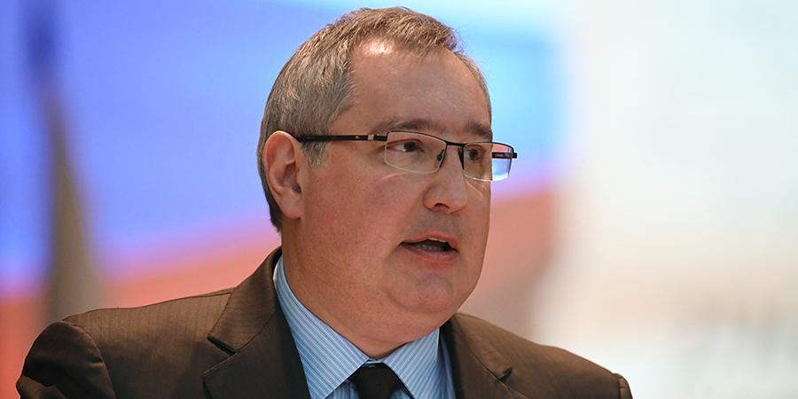 """Рогозин отрицает воровство на """"Восточном"""", ссылаясь на """"иные принципы"""""""