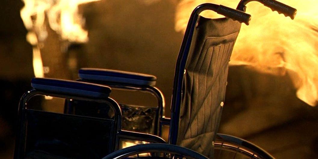 Бизнесмен попытался продать для тюменских детей-инвалидов неподъемные коляски с поддельными сертификатами