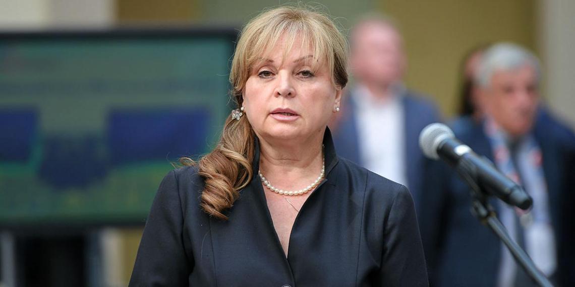 Памфилова в преддверии выборов направила письма крупнейшим телерадиовещателям