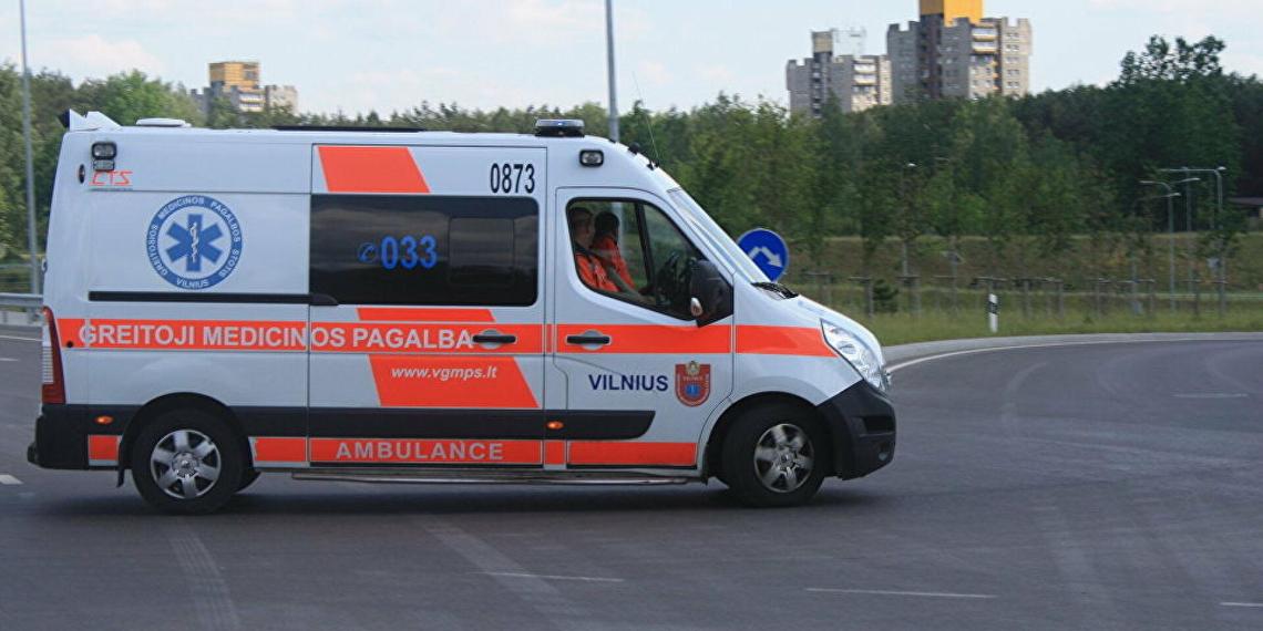 Власти Литвы ужесточили карантинные меры из-за роста больных коронавирусом