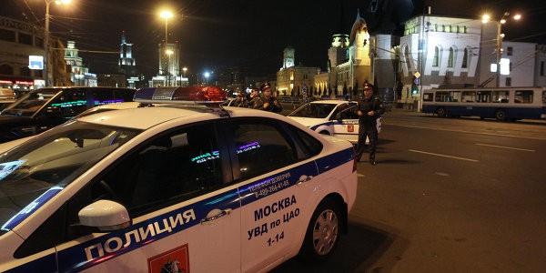 Московские полицейские избили таксиста за таблетку виагры
