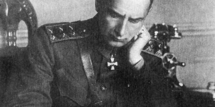 В Санкт-Петербурге откроют памятную доску адмиралу Колчаку