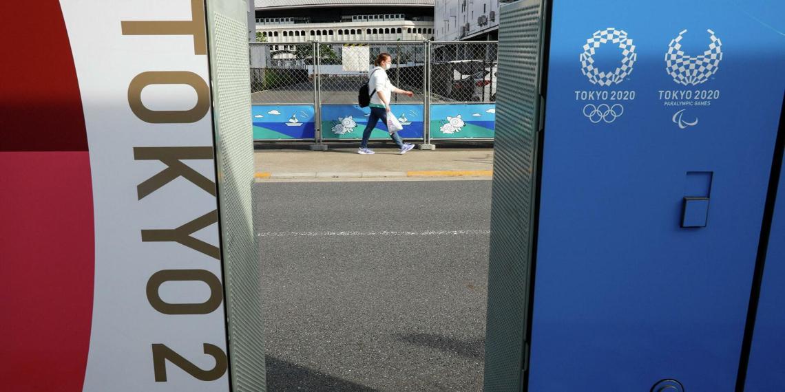 Паралимпиец из Грузии избил охранника токийского отеля
