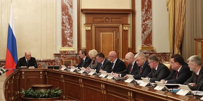Мишустин: вице-премьеры будут нести персональную ответсвенность за работу ведомств