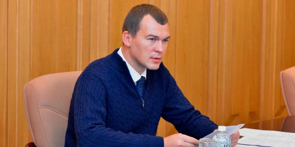 При Фургале из Хабаровского края бежали инвесторы, Дегтярев собрался исправить ситуацию