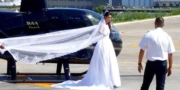 Смерть летевшей на свою свадьбу невесты попала на видео