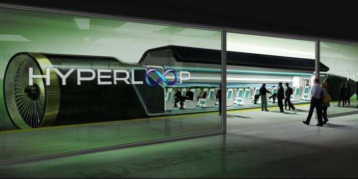 РЖД заинтересовались проектом вакуумного поезда Hyperloop