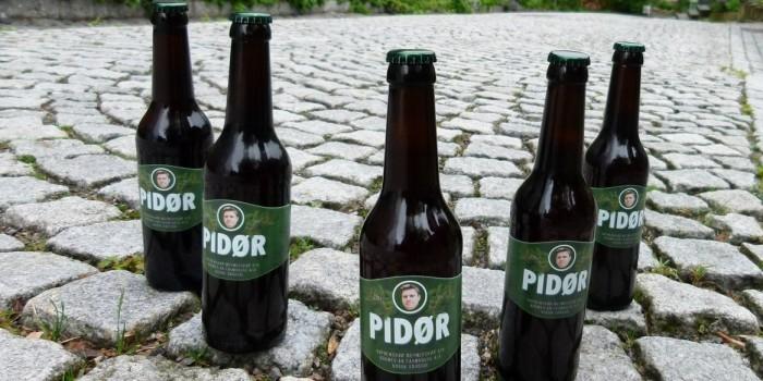 Живущий в Норвегии россиянин начал выпускать пиво Pidør