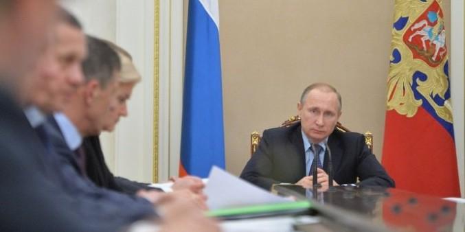 Путин рассказал о болезни Медведева