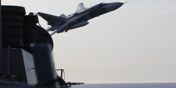 В Пентагоне рассказали об опасных маневрах российских Су-24 над американским эсминцем