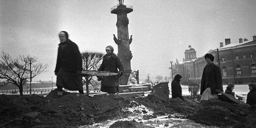 МИД России призвал власти Германии предоставить выплаты всем блокадникам Ленинграда