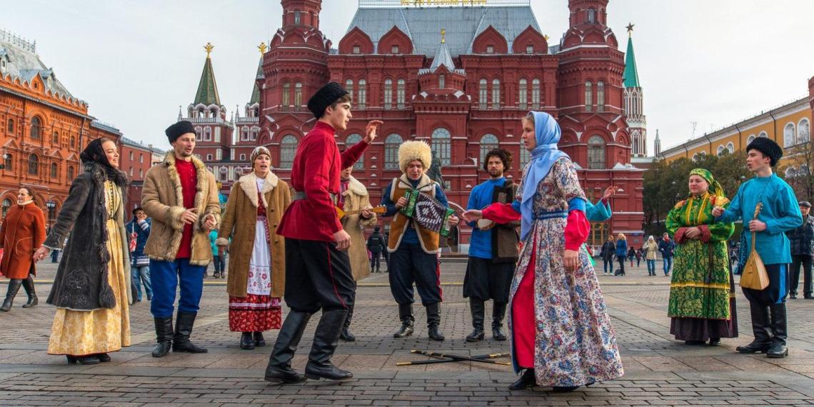 """Фестиваль """"День народного единства"""" в день открытия посетили более полумиллиона человек"""