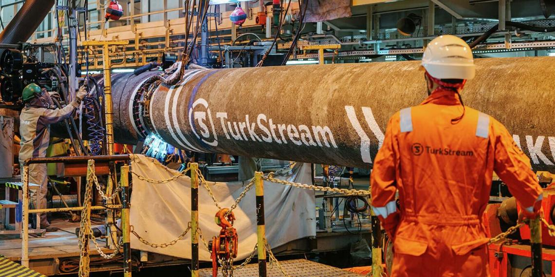 """Венгрия приняла инвестрешение о строительстве продолжения """"Турецкого потока"""""""