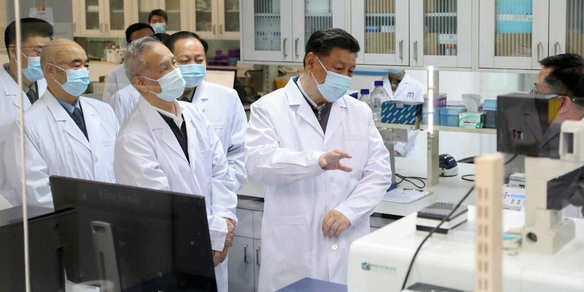 Китай расследовал происхождение коронавируса и засекретил результаты