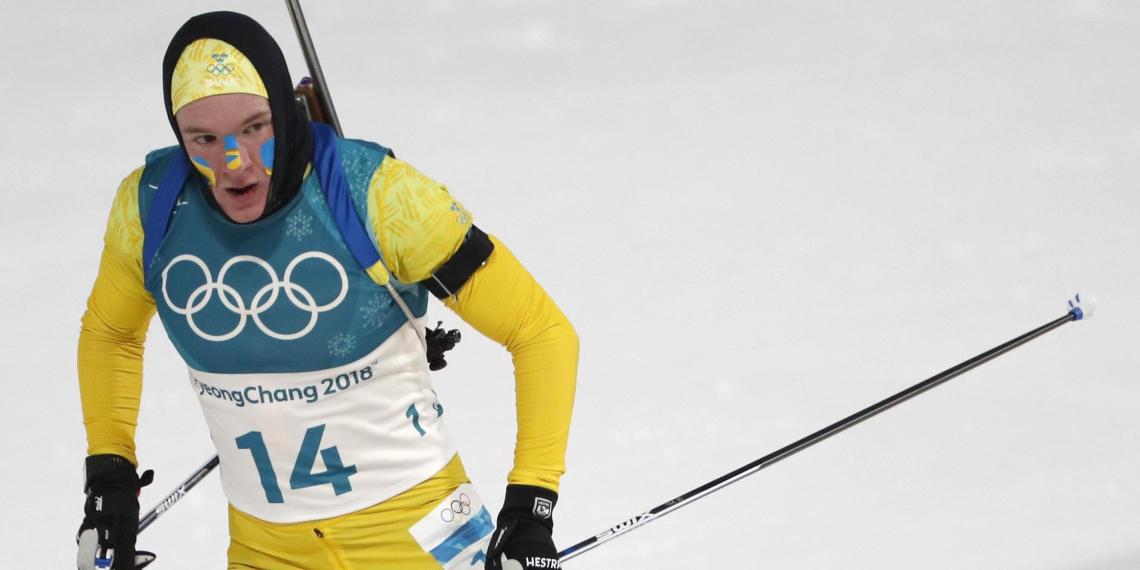 Шведский биатлонист расстроился из-за проведения турнира в России